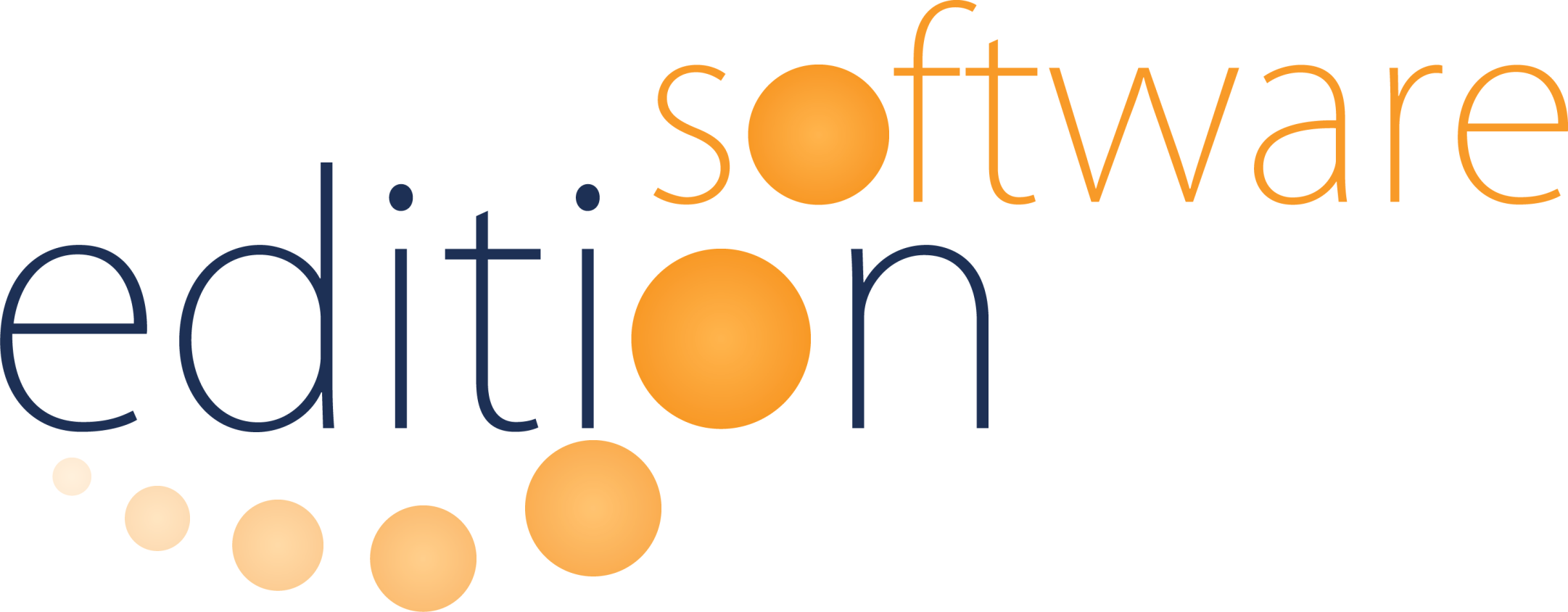Logo edition-software